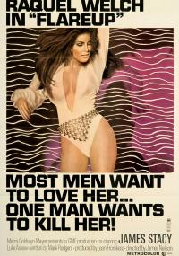 Flareup (1969) plakat