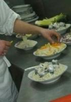 plakat - Samotność kucharza szybkich zamówień (2007)