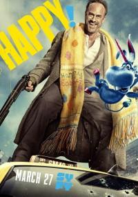 Happy! (2017) plakat
