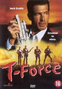 T-Force (1994) plakat