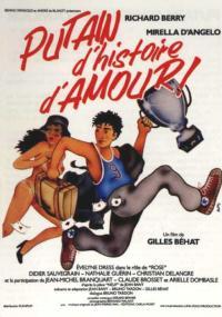 Putain d'histoire d'amour (1981) plakat