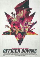 plakat - Officer Downe (2016)