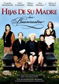Hijas de su madre: Las Buenrostro (2005) plakat