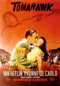 Tomahawk (1951) plakat