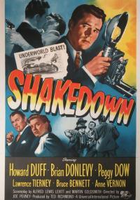 Shakedown (1950) plakat