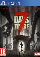 plakat - 7 Days to Die (2016)