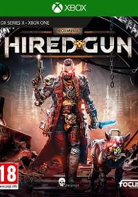 Necromunda: Hired Gun (2021) plakat