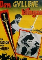 The Golden Blade (1953) plakat