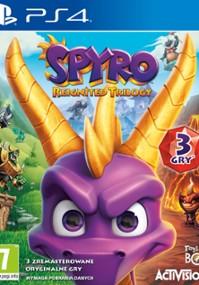 Spyro Reignited Trilogy (2018) plakat
