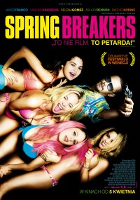 Spring Breakers (2012) plakat