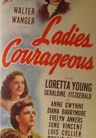 Ladies Courageous (1944) plakat