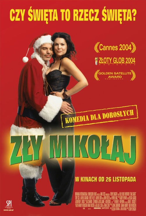 Zły Mikołaj online na Zalukaj TV