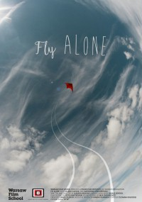 Fly Alone (2015) plakat