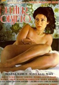 Mulher Objeto (1981) plakat