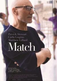 Nauczyciel tańca (2014) plakat
