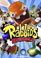 Rabbids Rumble (2012) plakat