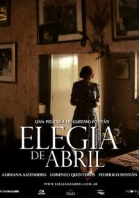 Elegía de abril (2010) plakat