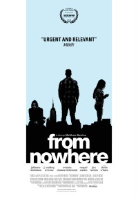 From Nowhere (2016) plakat