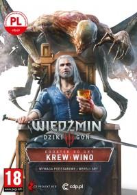 Wiedźmin 3: Dziki Gon - Krew i wino (2016) plakat