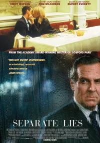 Dwie prawdy (2005) plakat