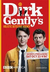 Holistyczna agencja detektywistyczna Dirka Gently'ego (2016) plakat