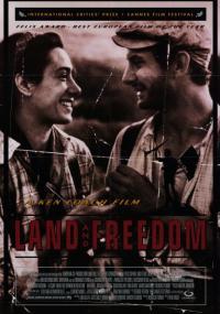 Ziemia i wolność (1995) plakat