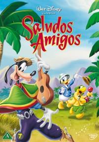Saludos Amigos (1942) plakat