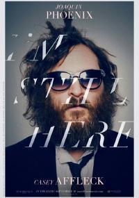 Joaquin Phoenix. Jestem, jaki jestem (2010) plakat