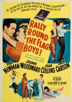 plakat - Awantura w Putman's Landing (1958)