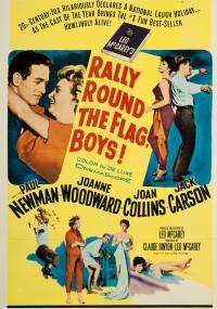 Awantura w Putman's Landing (1958) plakat