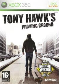 Tony Hawk's Proving Ground (2007) plakat