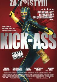 Kick-Ass (2010) plakat