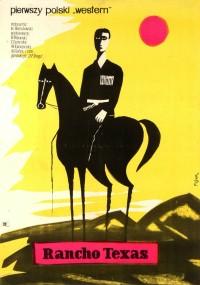 Rancho Texas (1958) plakat