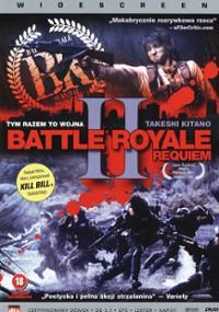 Battle Royale II: Requiem (2003) plakat