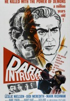 plakat - Mroczny napastnik (1965)