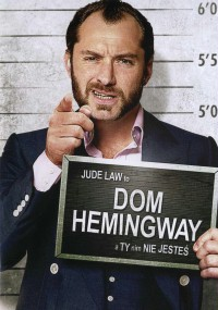 Dom Hemingway (2013) plakat