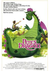 Pete's Dragon (1977) plakat