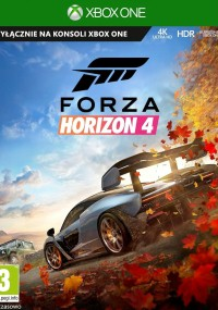 Forza Horizon 4 (2018) plakat