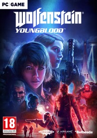 Wolfenstein: Youngblood (2019) plakat