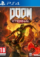 plakat - DOOM: Eternal (2020)