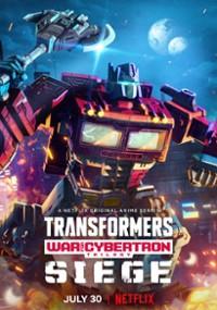 Transformers: Wojna o Cybertron - trylogia (2020) plakat