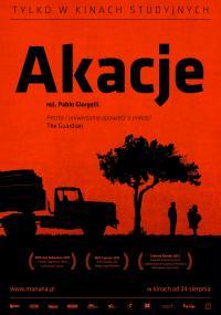 Akacje (2011) plakat