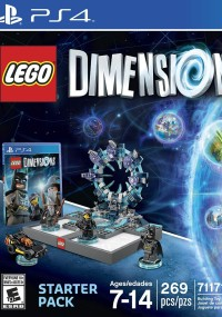 LEGO Dimensions (2015) plakat