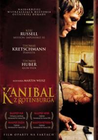 Kanibal z Rotenburga (2006) plakat