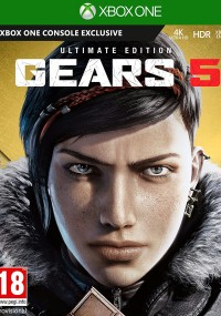 Gears 5 (2019) plakat