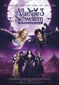 Die Vampirschwestern 3 - Reise nach Transsilvanien (2016) plakat