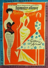 Tajemnice alkowy (1953) plakat