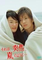 plakat - Sore wa, Totsuzen, Arashi no you ni... (2004)