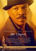 plakat - Mr. Church (2016)