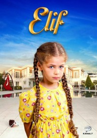 Elif (2014) plakat